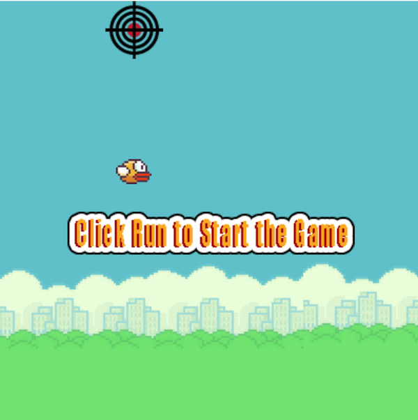 Flappy Game Screen